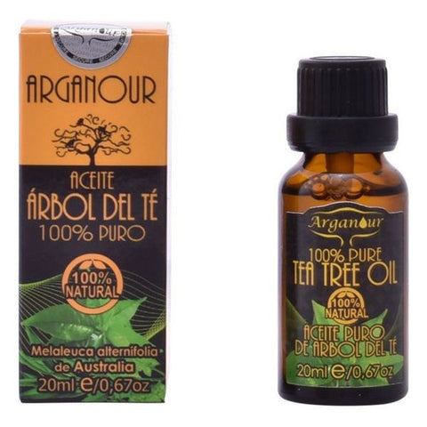 Facial Oil Te Tree Oil Arganour