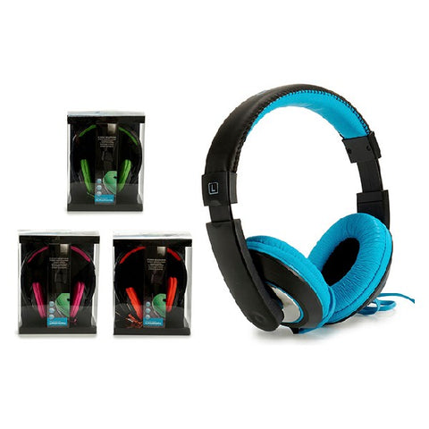 Headphones with Headband Grundig Neon (18,5 x 8 x 16,5 cm)