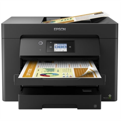 Multifunction Printer Epson WF-7830DTWF 25 ppm WiFi Black