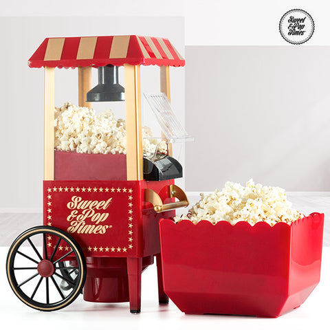 Sweet & Pop Popcorn Maker