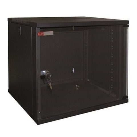 Wall-mounted Rack Cabinet WP WPN-RWA-09604-B Black