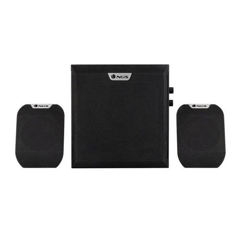 2.1 Multimedia Speakers NGS Cosmos Black