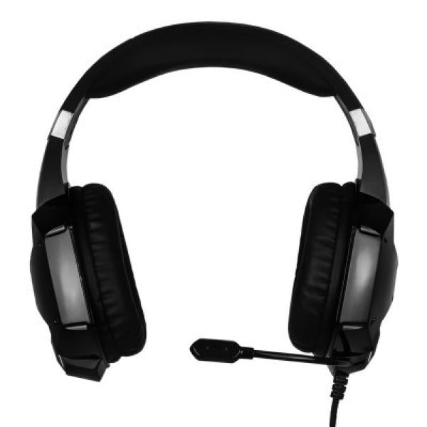 Gaming Headset with Microphone NOX NXKROMKPST Black