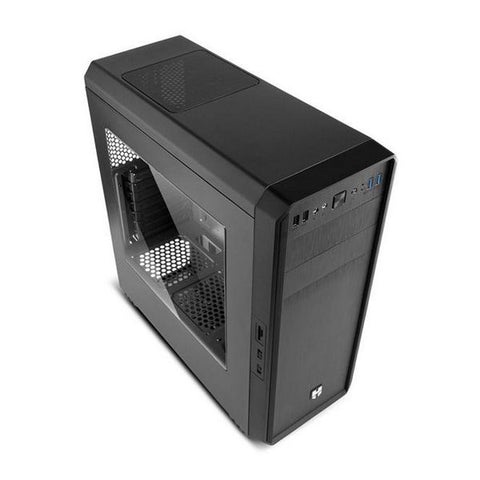 ATX Semi-tower Box NOX Hummer ZS Black
