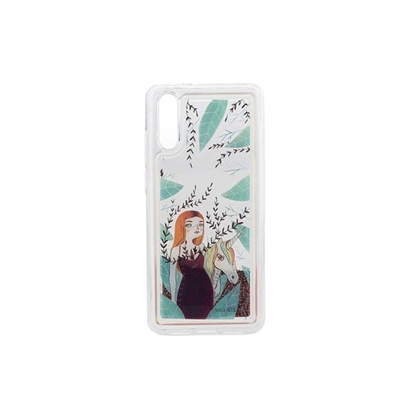 Case Huawei P20 Tan Tan Fan TFCAR052 Unicorn