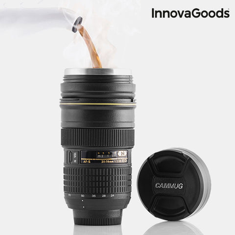 InnovaGoods Thermos Flask with Lid