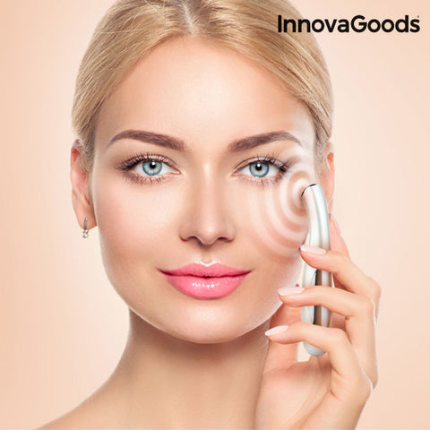 InnovaGoods Anti-Wrinkle Facial Massage Pen for Eyes and Lips