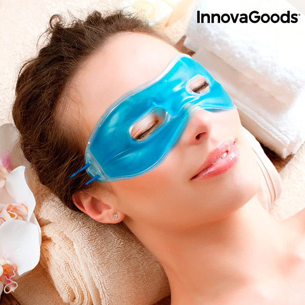 InnovaGoods Relaxing Gel Eye Mask