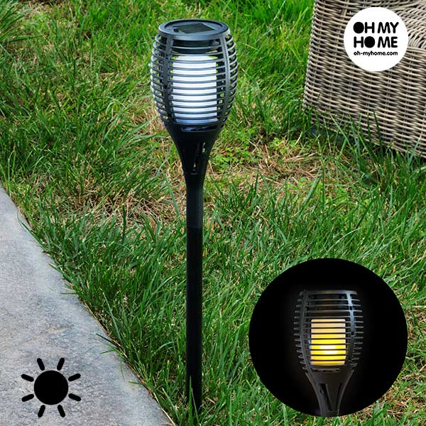 Oh My Home Solar Torch