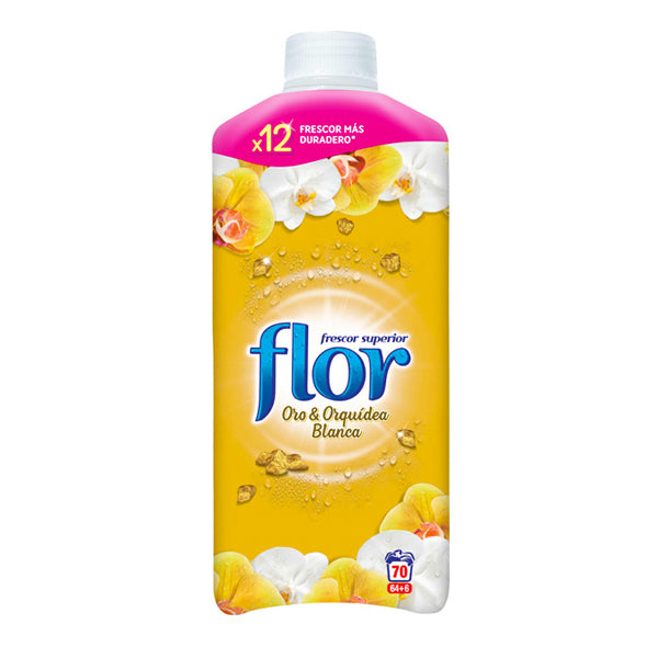 Flor Gold Concentrated Fabric Conditioner 1.5 L (70 Washes)