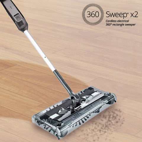 360 Sweep Rectangular Electric Sweeper