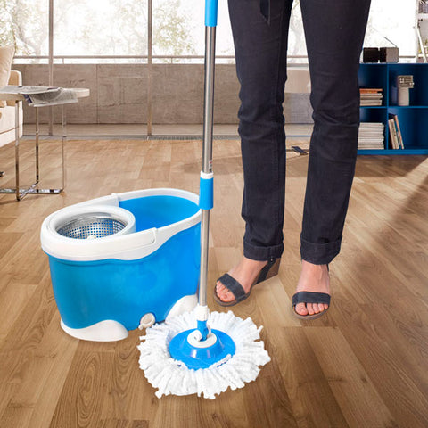 Rotating Mop with Bucket