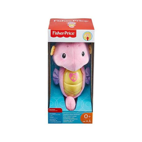 Fluffy toy Fisher Price Sea Horse