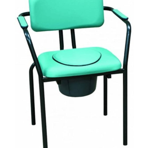 Chair WC Toilet Green (Refurbished B)