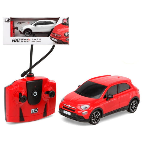Remote-Controlled Car Fiat 500