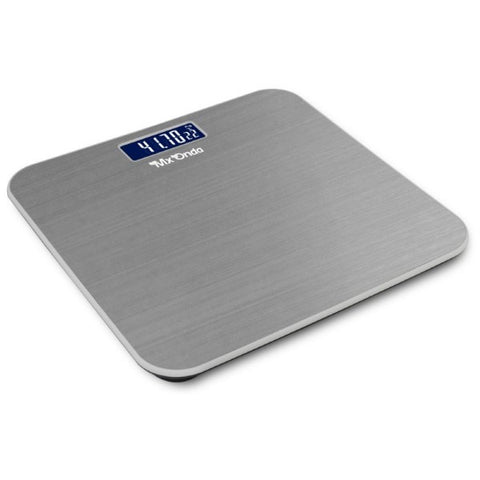 Digital Bathroom Scales MXONDA MX-PB2358 Stainless steel