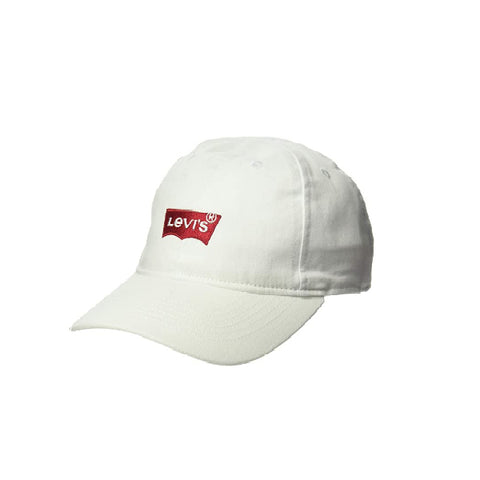 Sports Cap CORE BATWING Levi's 8A8329-001 White (One size)
