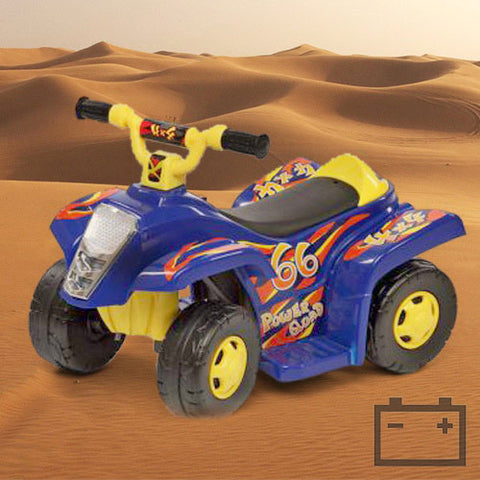 Power Quad for Kids