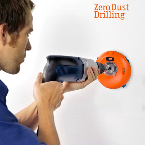 Zero Dust Drilling Drill Dust Collector