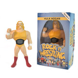 WWF Rock n' Wrestling Hulk Hogan figure