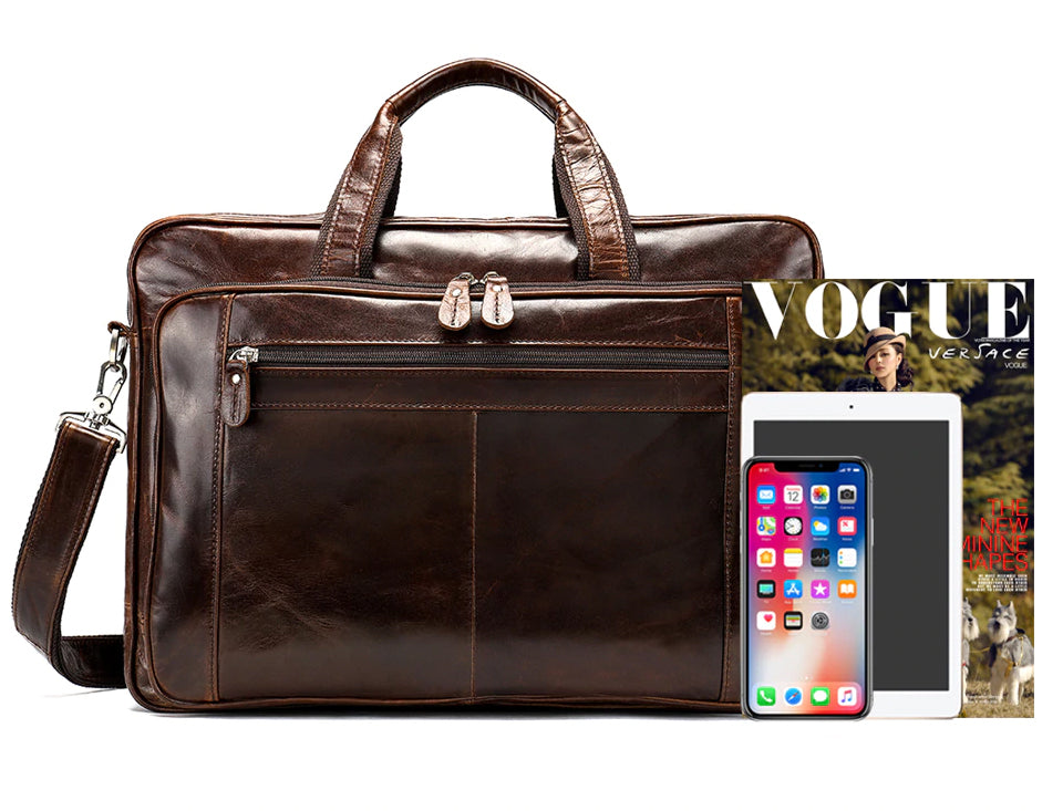 893c77aa0b Men s Luxury Leather Weekender Travel Bag Large Capacity Luggage Bag For  Leisure and Business Travel 100% Leather Big Weekend Bag Travel Bags For Men