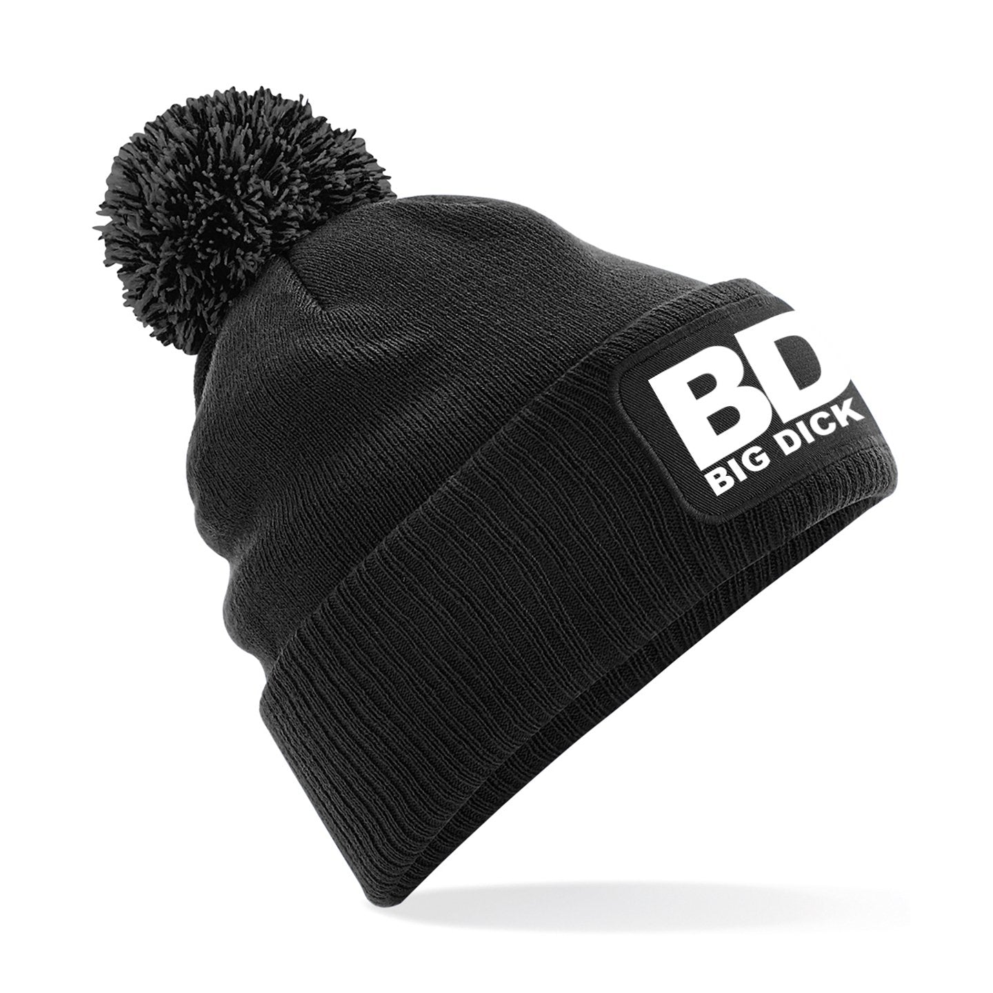 BDM Bobble Hat BDM Grey / Black