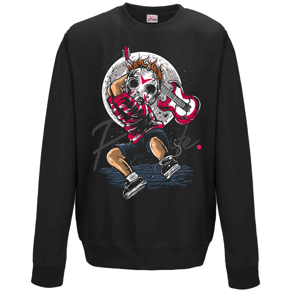 Break The Noise - Unisex Sweatshirt Primate. Fashion Adults: Small