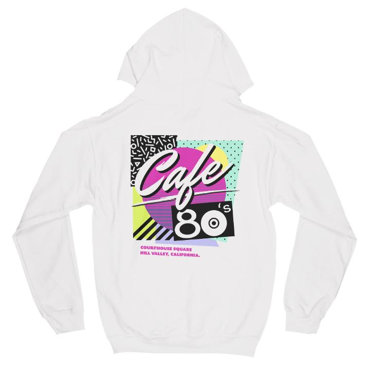 Cafe 80's Primate Novelty Unisex T-Shirt Adults: S