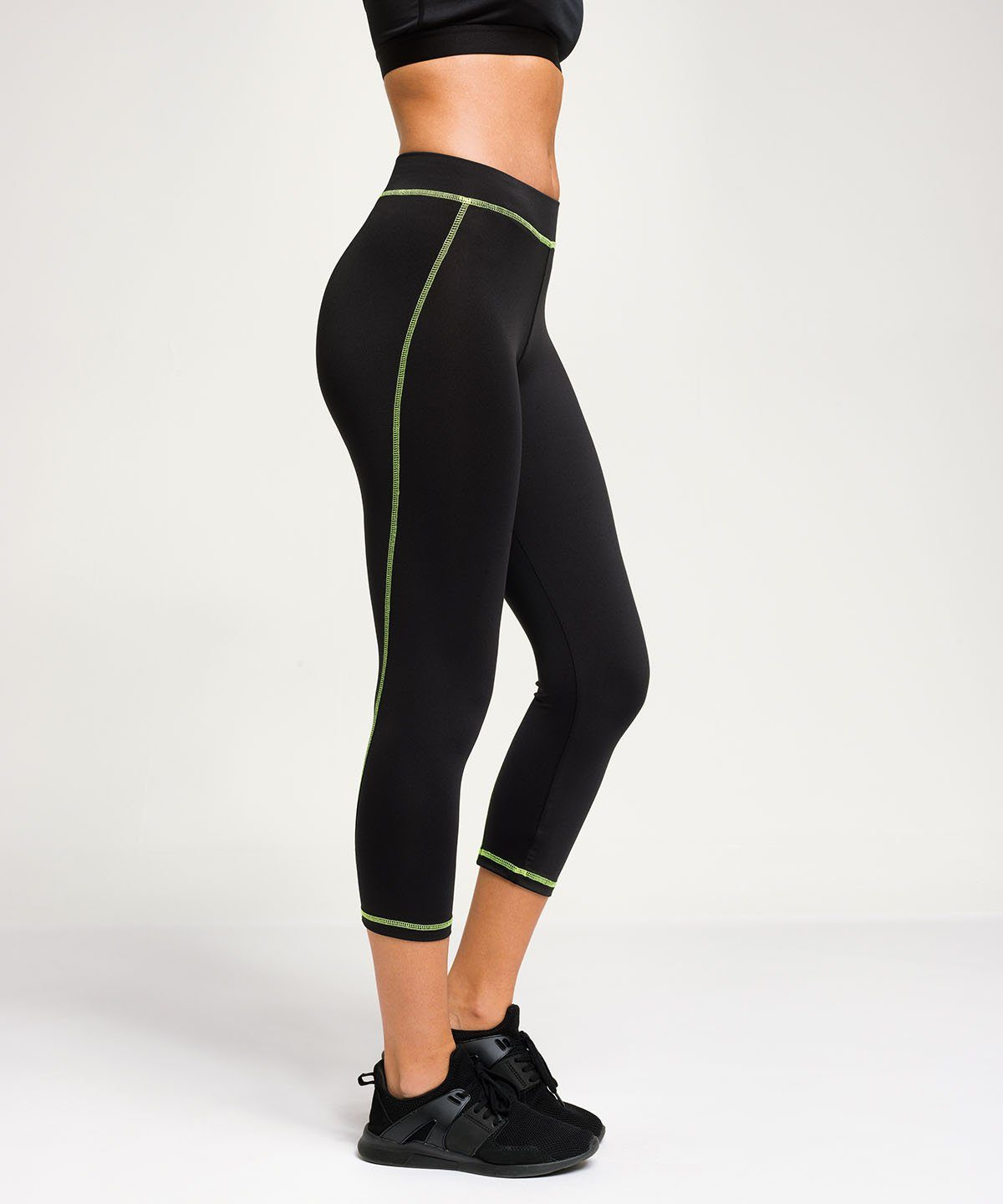 Capri Fitness Leggings Primate Activewear
