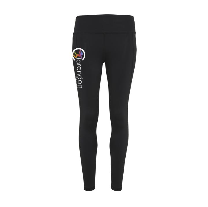 Clarendon Dance Performance Leggings (TR031) Clarendon Dance