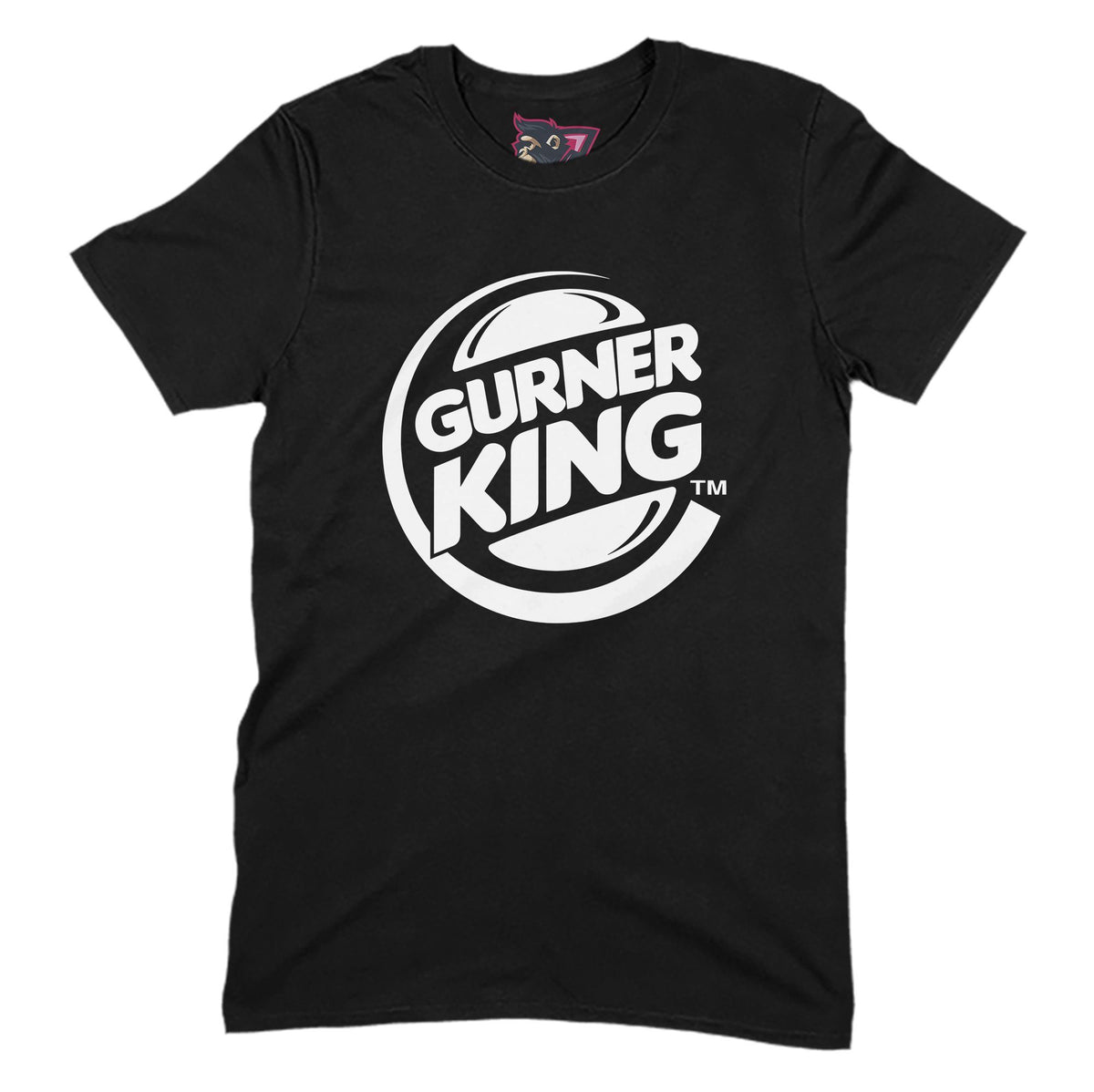 Gurner King Primate Novelty Unisex T-Shirt Adults: S