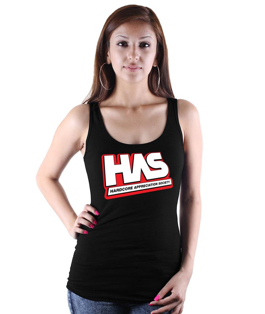 HAS Red HAS Women's Vest Small