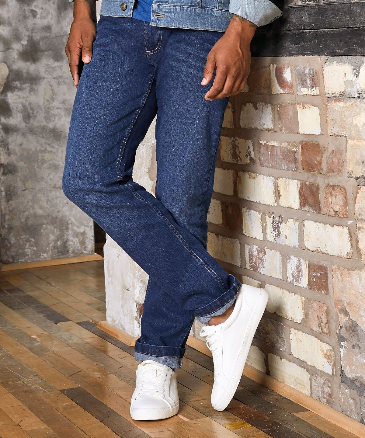 Men's Straight Jeans Primate Fashion