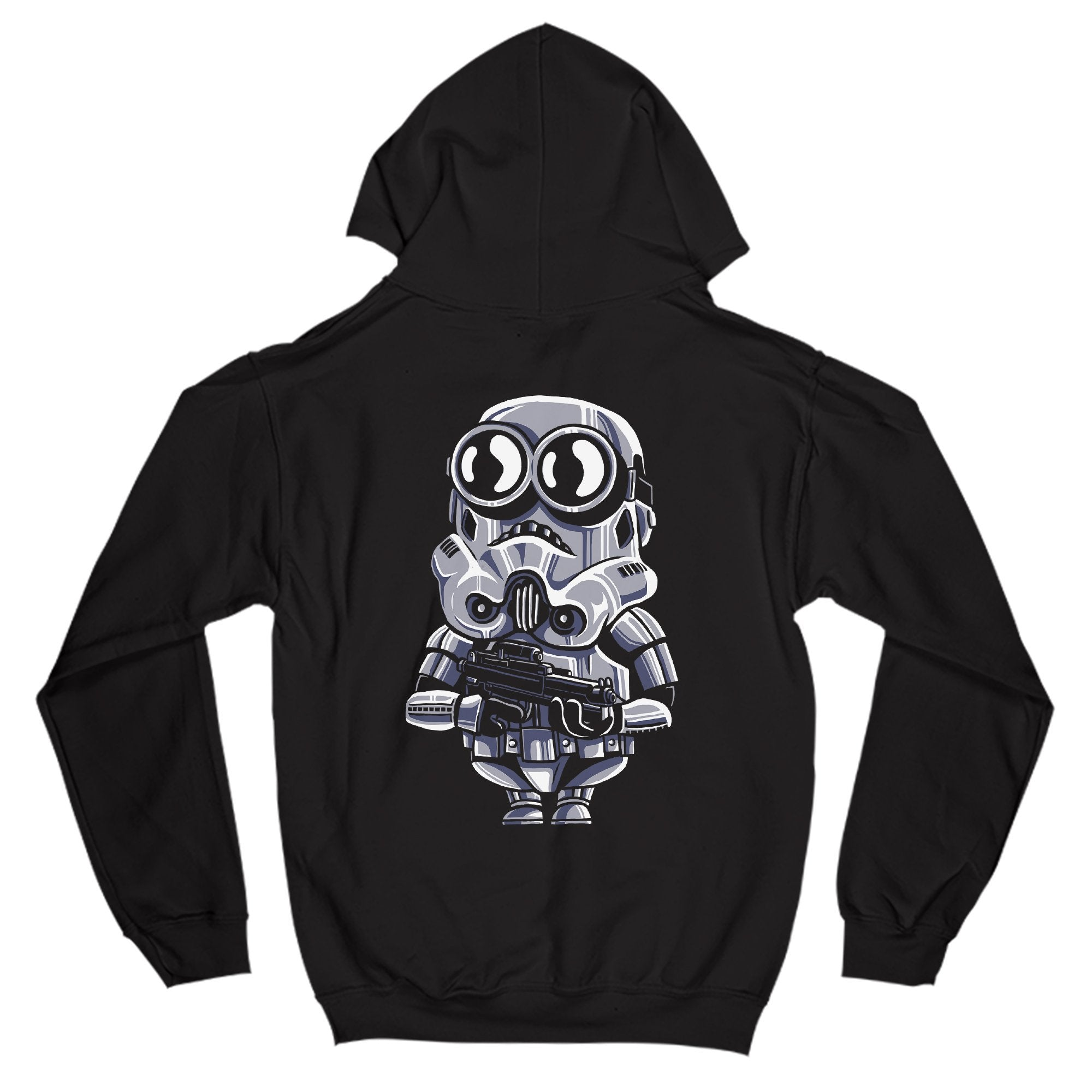 Minion Trooper Primate Novelty Unisex T-Shirt Adults: S