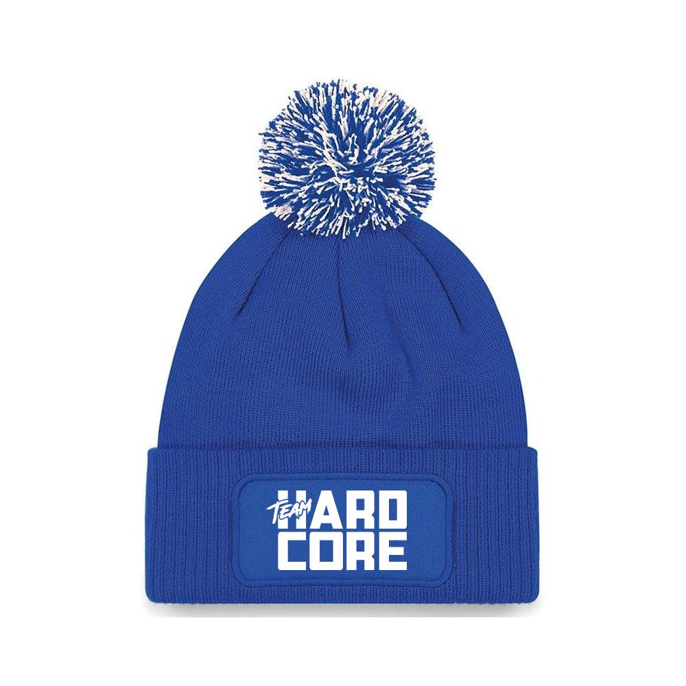 Team Hardcore Bobble Hat Team Hardcore