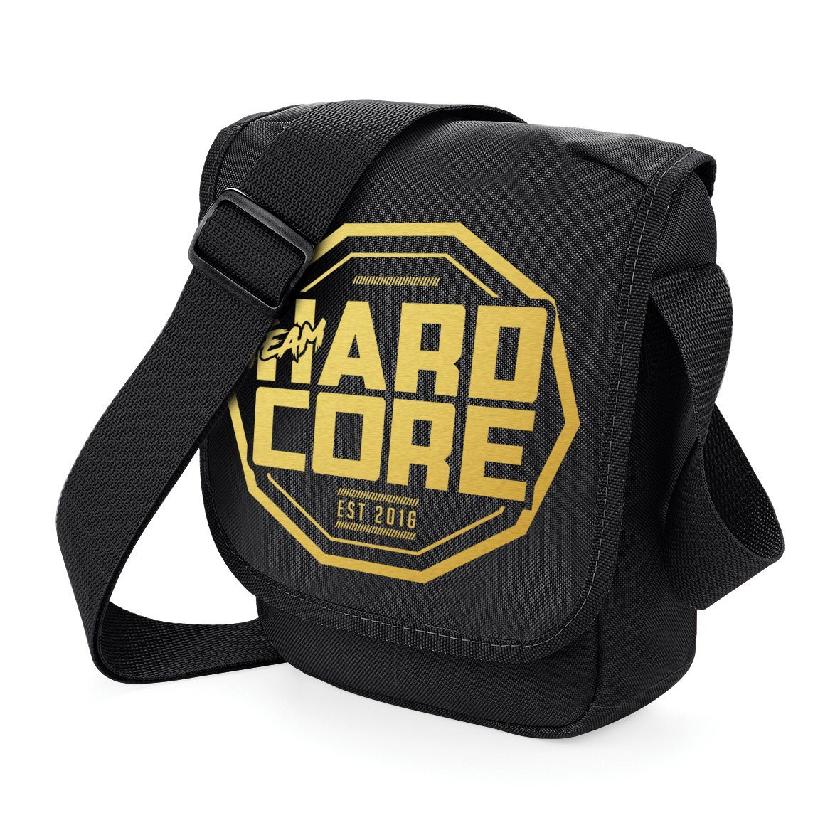 Team Hardcore Headphone Bag Bag Team Hardcore Black / Gold