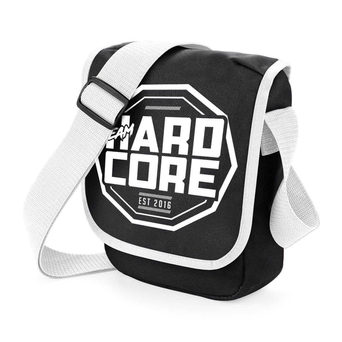 Team Hardcore Headphone Bag Bag Team Hardcore Black / White