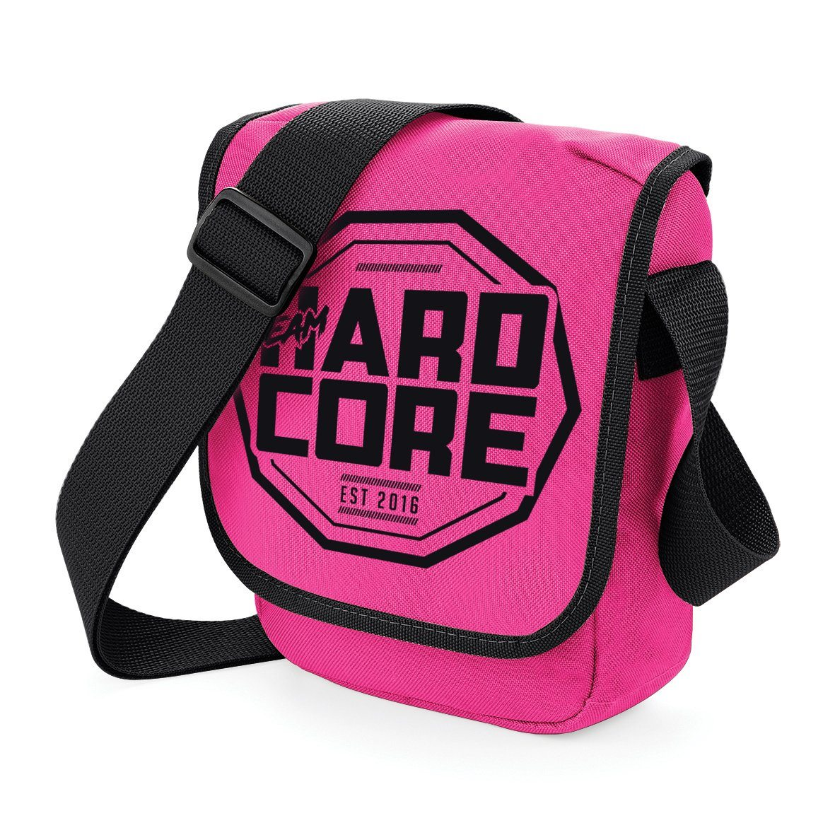 Team Hardcore Headphone Bag Bag Team Hardcore Pink / Black