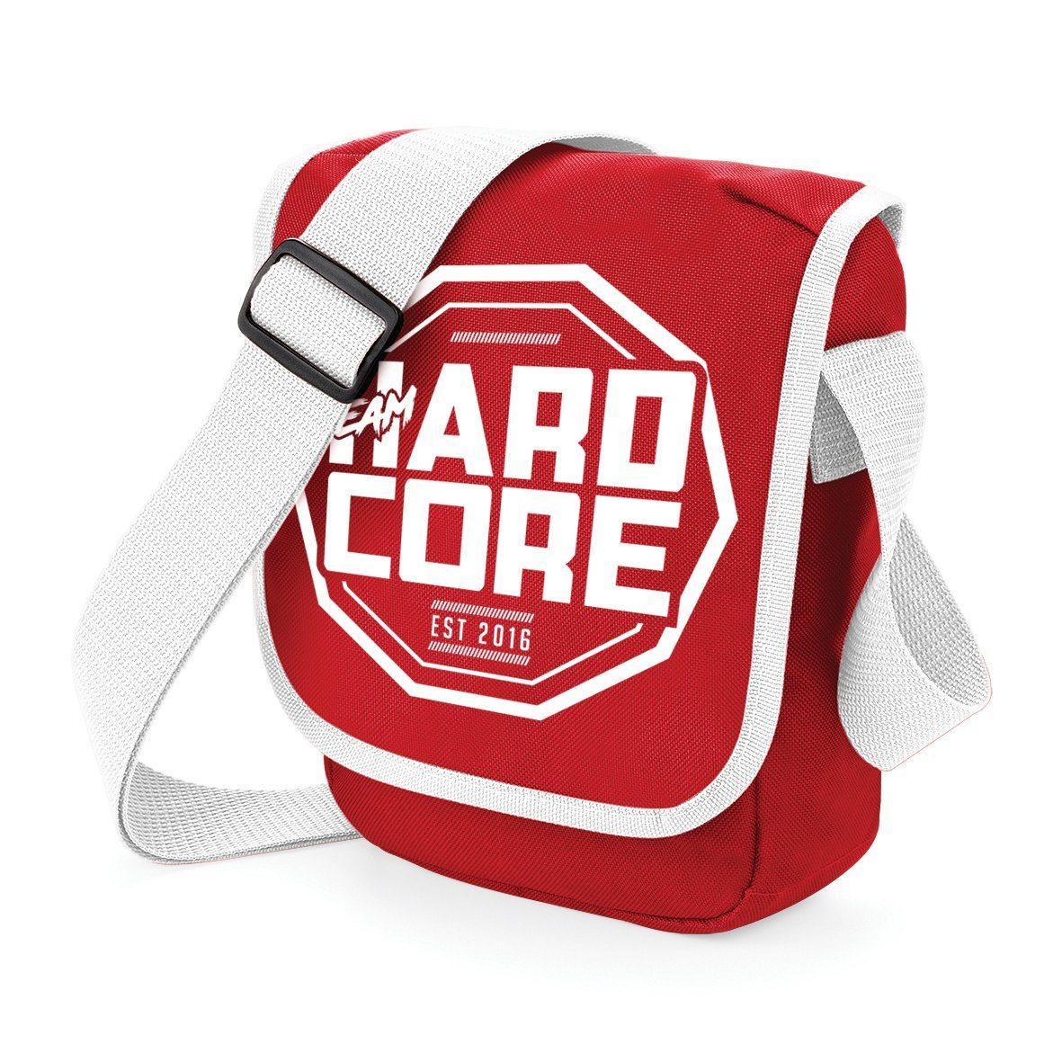 Team Hardcore Headphone Bag Bag Team Hardcore Red / White