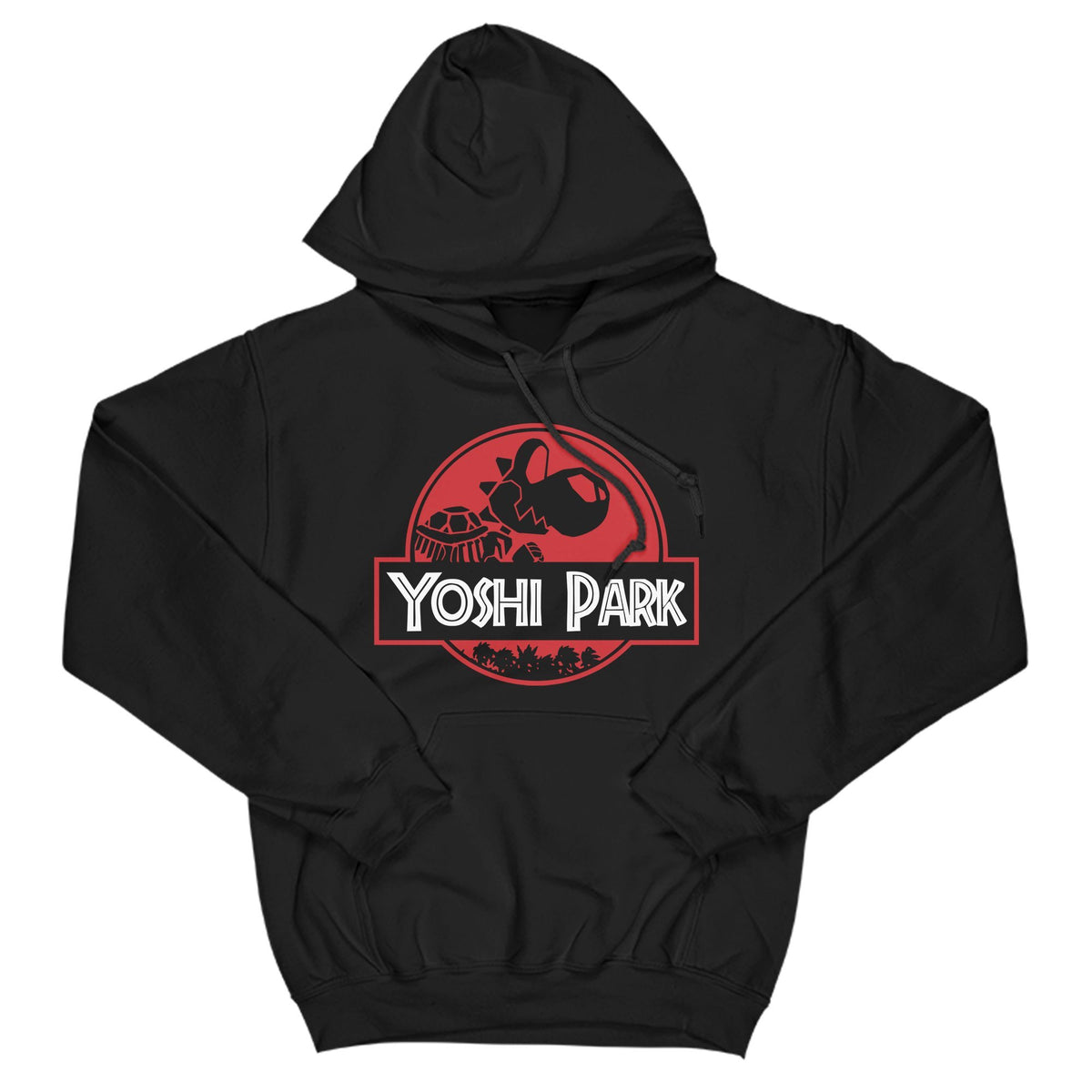 Yoshi Park Primate Novelty Hoodie Adults: S