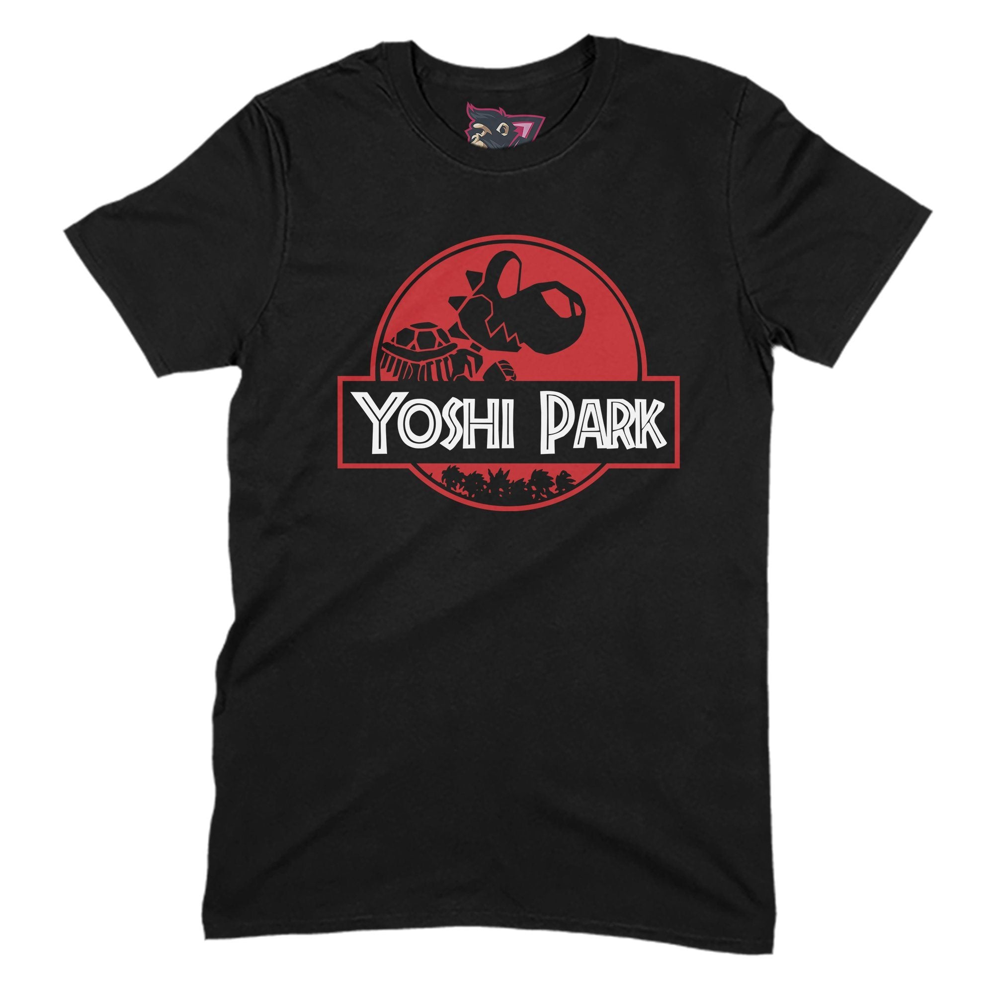 Yoshi Park Primate Novelty Unisex T-Shirt Adults: S