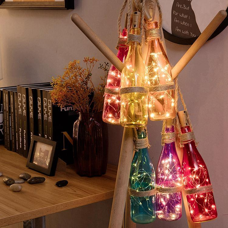 Big discounts-Special Customer-BOTTLE LIGHTS