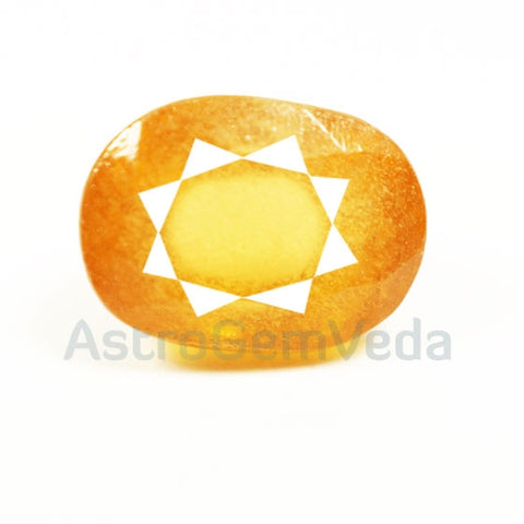 Natural Hessonite Garnet / Gomedh (1-5 Carat) | Prime