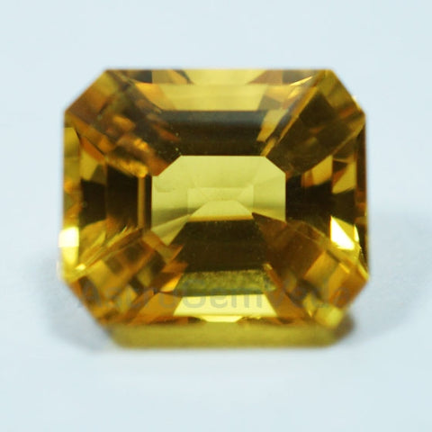 Natural Yellow Sapphire | Bangkok | Elite Supreme | High Quality ( 3.00 - 5.75 Carat )