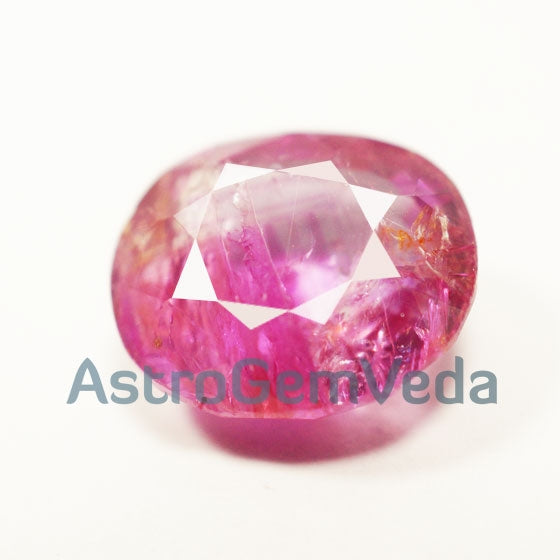 Natural Old Burma Ruby  from Myanmar  7.55 Carat | Deluxe