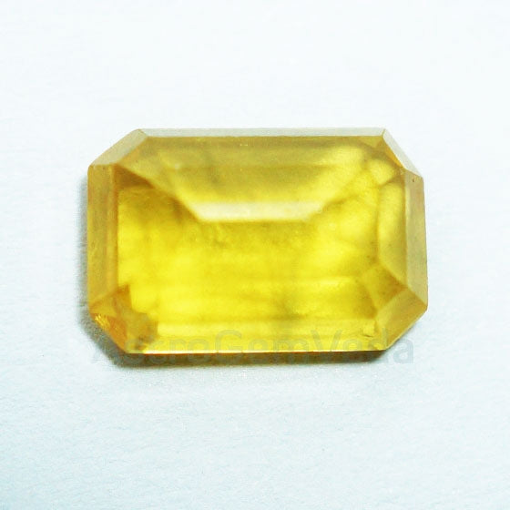 Natural Yellow Sapphire | Bangkok | Prime Rectangle (2 - 5 carat)