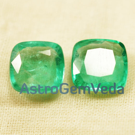 Natural Colombian Emerald  Deluxe (8.95 Carat)