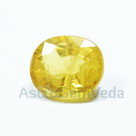 Natural Yellow Sapphire | Bangkok | Prime Basic Quality ( 3 -  7 carat )
