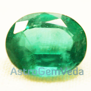 Natural Emerald Zambian ( 4.53 Carat) | Deluxe