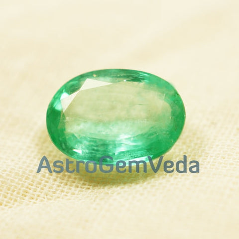 Natural Colombian Emerald Prime (1-3 Carat)